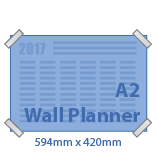 A2 Wall Planner